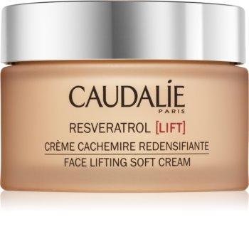 Caudalie Resveratrol [Lift] crema lifting iluminadora para pieles secas